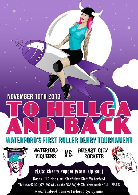 Waterford Viqueens Promotional Poster